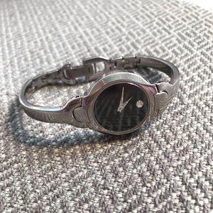 Authentic Women's Movado Kara Bracelet Watch
